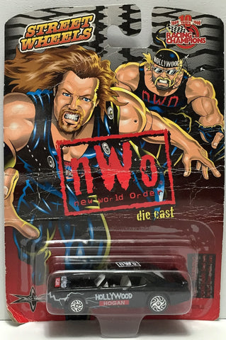 (TAS037110)  - Racing Champions Die-Cast WCW Street Wheels - Hollywood Hogan