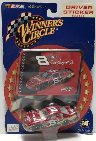 (TAS037111)  - 2002 Winner's Circle Die-Cast Dale Earnhardt Jr #8