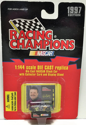 (TAS037122)  - 1997 Racing Champions 1:144 Die-Cast #29 Robert Pressley