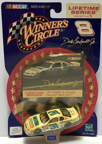 (TAS037132)  - 2001 Winner's Circle Die-Cast Dale Earnhardt Jr #31