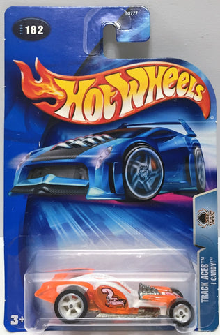 (TAS037138)  - 2003 Mattel Hot Wheels Track Aces I Candy