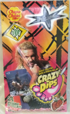 (TAS000097) - Chupa Chups WCW WWF Crazy Dips - DDP, , Other, Wrestling, The Angry Spider Vintage Toys & Collectibles Store