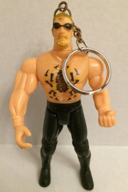 (TAS000795) - WCW ECW Generic Wrestling Keychain - Test, , Keychain, Wrestling, The Angry Spider Vintage Toys & Collectibles Store