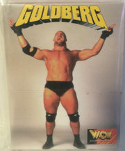 (TAS003066) - WWF WWE WCW nWo Pop Up Cards - Goldberg, Hogan, Hall Savage, Nash, , Other, Wrestling, The Angry Spider Vintage Toys & Collectibles Store