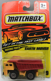 "(TAS003071) - 1994 Matchbox ""Get in the Fast Lane"" Car - Earth Mover, , Trucks & Cars, Matchbox, The Angry Spider Vintage Toys & Collectibles Store  - 2"