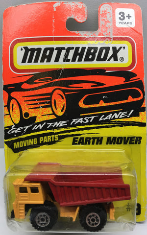 "(TAS003071) - 1994 Matchbox ""Get in the Fast Lane"" Car - Earth Mover, , Trucks & Cars, Matchbox, The Angry Spider Vintage Toys & Collectibles Store  - 1"