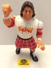 "(TAS003109) - WWE WWF WCW Wrestling Hasbro Figure - Rowdy Roddy ""Hot Rod"" Piper, , Action Figure, Wrestling, The Angry Spider Vintage Toys & Collectibles Store"