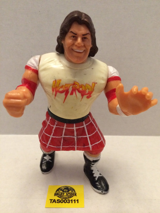 "(TAS003111) - WWE WWF WCW Wrestling Hasbro Figure - Rowdy Roddy ""Hot Rod"" Piper, , Action Figure, Wrestling, The Angry Spider Vintage Toys & Collectibles Store"