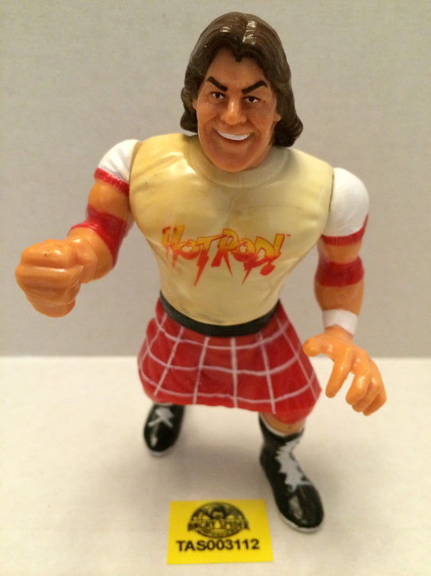 "(TAS003112) - WWE WWF WCW Wrestling Hasbro Figure - Rowdy Roddy ""Hot Rod"" Piper, , Action Figure, Wrestling, The Angry Spider Vintage Toys & Collectibles Store"