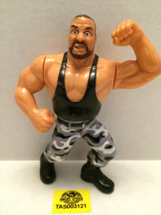 (TAS003121) - WWE WWF WCW LJN Hasbro Wrestling Figure - Bushwackers - Luke, , Action Figure, Wrestling, The Angry Spider Vintage Toys & Collectibles Store