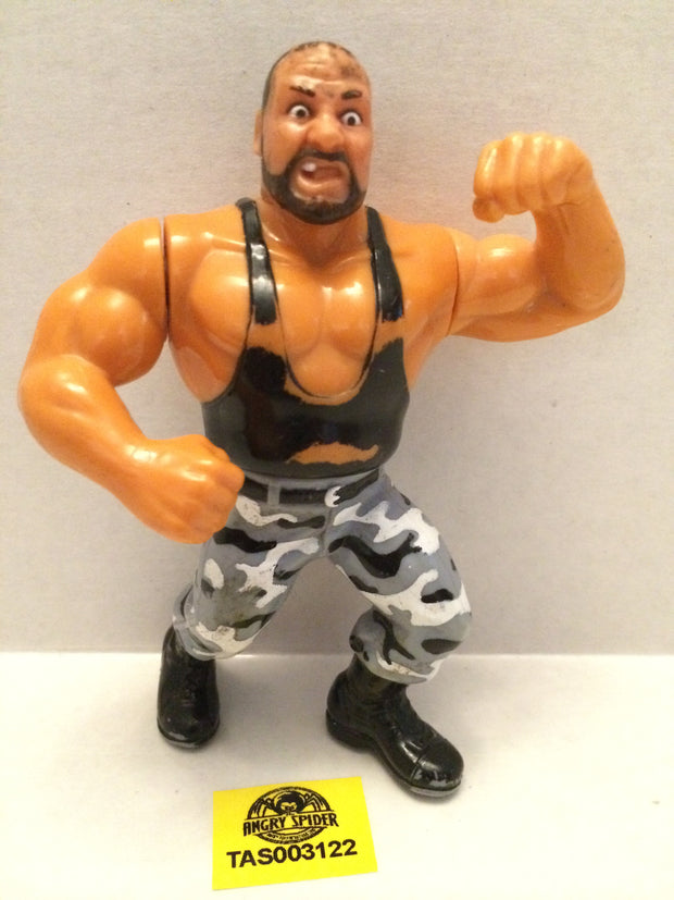 (TAS003122) - WWE WWF WCW LJN Hasbro Wrestling Figure - Bushwackers - Luke, , Action Figure, Wrestling, The Angry Spider Vintage Toys & Collectibles Store