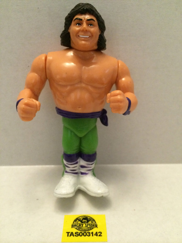 (TAS003142) - WWE WWF WCW Wrestling Hasbro Figure - The Rockers Marty Jannetty, , Action Figure, Wrestling, The Angry Spider Vintage Toys & Collectibles Store