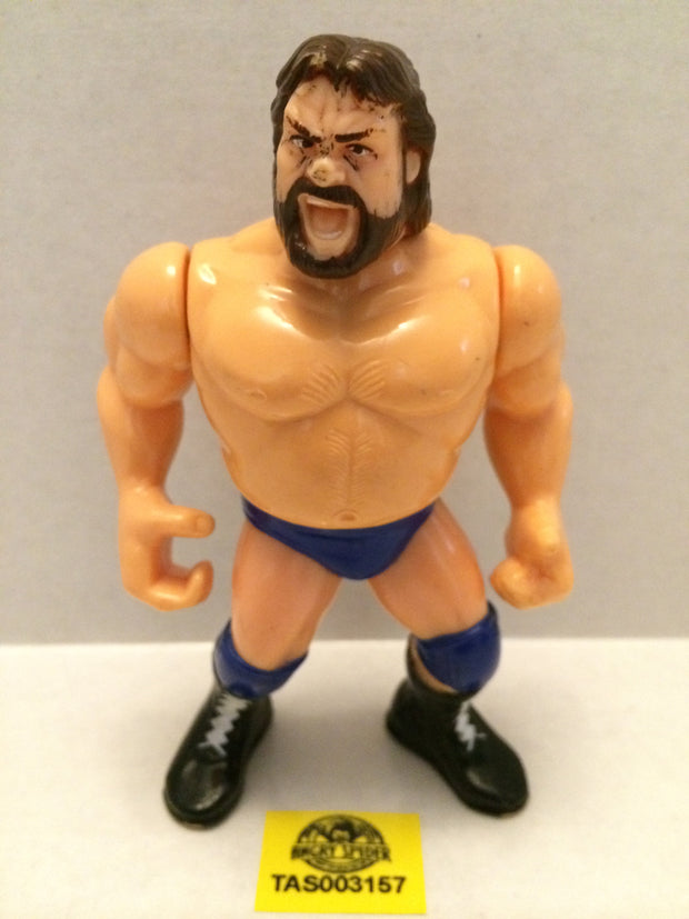"(TAS003157) - WWE WWF WCW Wrestling Hasbro Figure - ""Hacksaw"" Jim Duggan, , Action Figure, Wrestling, The Angry Spider Vintage Toys & Collectibles Store"