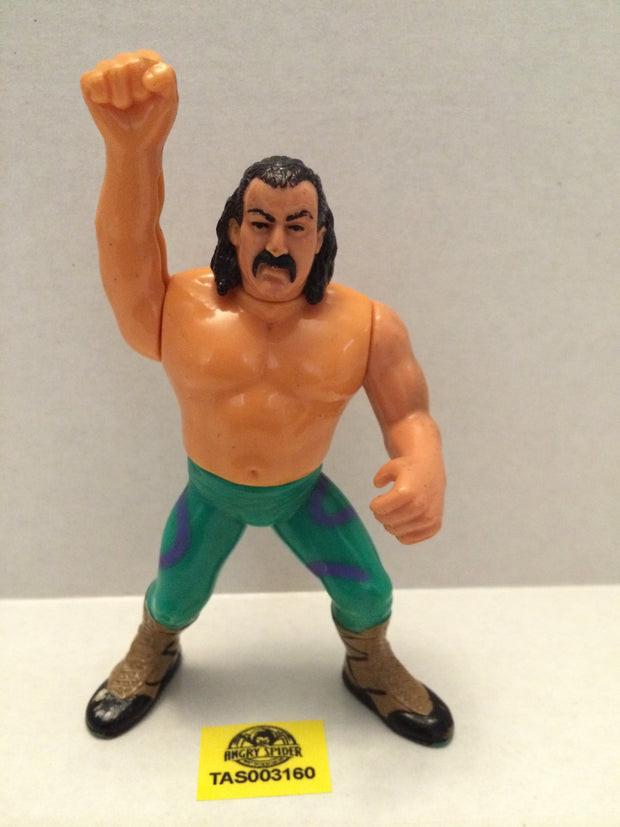 (TAS003160) - WWE WWF WCW LJN Hasbro Wrestling Figure - Jake the Snake Roberts, , Action Figure, Wrestling, The Angry Spider Vintage Toys & Collectibles Store