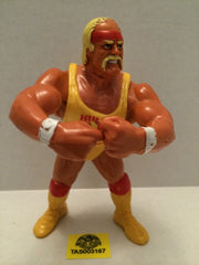 (TAS003167) - WWE WWF WCW LJN Hasbro Wrestling Figure - 'Hulk Rules' Hulk Hogan, , Action Figure, Wrestling, The Angry Spider Vintage Toys & Collectibles Store