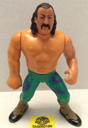 (TAS003190) - WWE WWF WCW LJN Hasbro Wrestling Figure - Jake the Snake Roberts, , Action Figure, Wrestling, The Angry Spider Vintage Toys & Collectibles Store