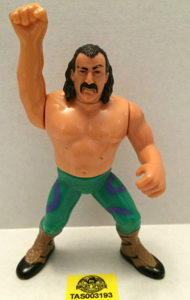 (TAS003193) - WWE WWF WCW LJN Hasbro Wrestling Figure - Jake the Snake Roberts, , Action Figure, Wrestling, The Angry Spider Vintage Toys & Collectibles Store
