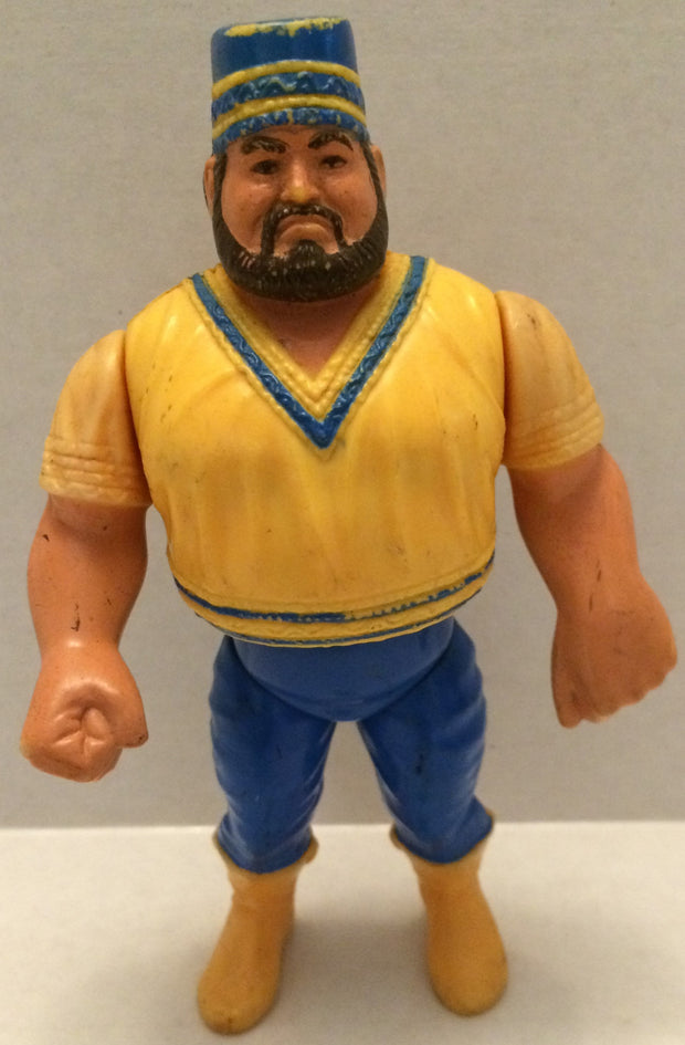 (TAS003194) - WWE WWF WCW Wrestling Hasbro Figure - Akeem, , Action Figure, Wrestling, The Angry Spider Vintage Toys & Collectibles Store