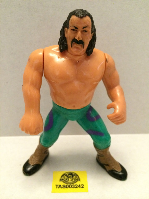 (TAS003242) - WWE WWF WCW LJN Hasbro Wrestling Figure - Jake the Snake Roberts, , Action Figure, Wrestling, The Angry Spider Vintage Toys & Collectibles Store