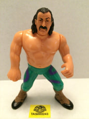 (TAS003243) - WWE WWF WCW LJN Hasbro Wrestling Figure - Jake the Snake Roberts, , Action Figure, Wrestling, The Angry Spider Vintage Toys & Collectibles Store