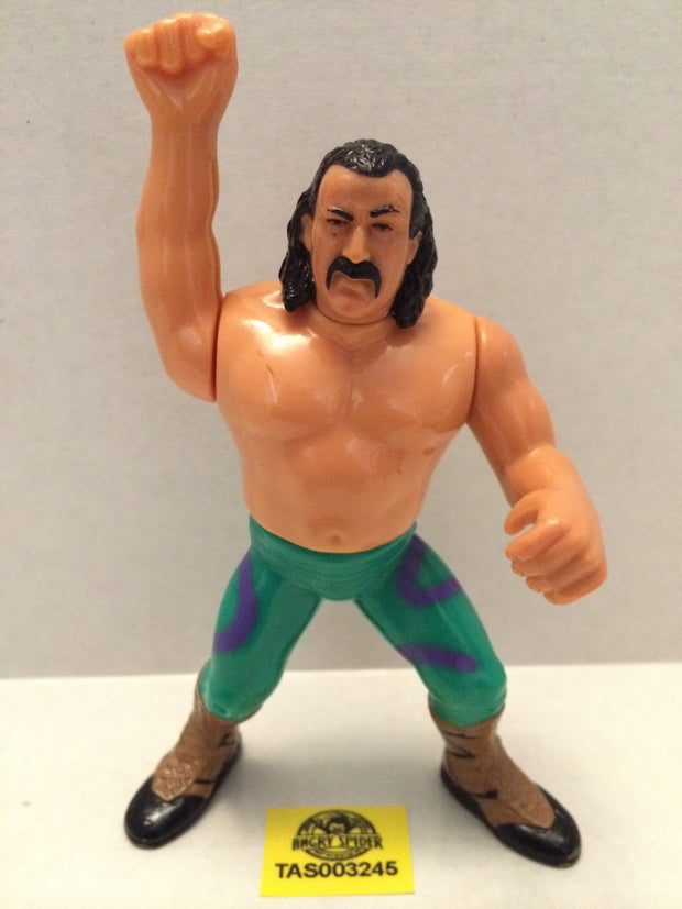 (TAS003245) - WWE WWF WCW LJN Hasbro Wrestling Figure - Jake the Snake Roberts, , Action Figure, Wrestling, The Angry Spider Vintage Toys & Collectibles Store