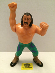 (TAS003246) - WWE WWF WCW LJN Hasbro Wrestling Figure - Jake the Snake Roberts, , Action Figure, Wrestling, The Angry Spider Vintage Toys & Collectibles Store