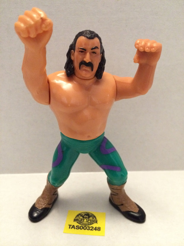 (TAS003248) - WWE WWF WCW LJN Hasbro Wrestling Figure - Jake the Snake Roberts, , Action Figure, Wrestling, The Angry Spider Vintage Toys & Collectibles Store