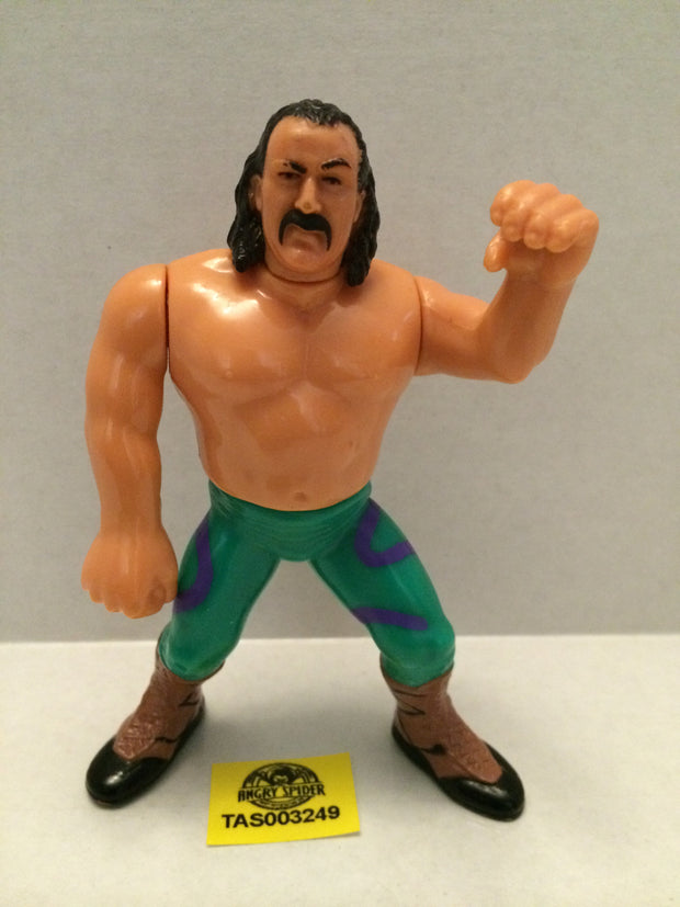 (TAS003249) - WWE WWF WCW LJN Hasbro Wrestling Figure - Jake the Snake Roberts, , Action Figure, Wrestling, The Angry Spider Vintage Toys & Collectibles Store