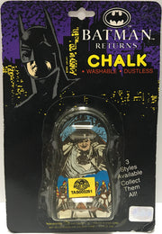 (TAS003251) - 1991 DC Comics Batman Returns Chalk - Penguin, , Other, Batman, The Angry Spider Vintage Toys & Collectibles Store  - 1