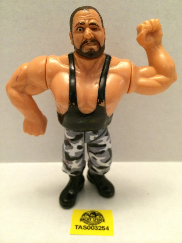 (TAS003254) - WWE WWF WCW LJN Hasbro Wrestling Figure - Bushwackers - Butch, , Action Figure, Wrestling, The Angry Spider Vintage Toys & Collectibles Store