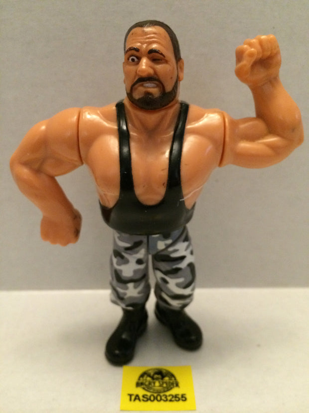 (TAS003255) - WWE WWF WCW LJN Hasbro Wrestling Figure - Bushwackers - Butch, , Action Figure, Wrestling, The Angry Spider Vintage Toys & Collectibles Store
