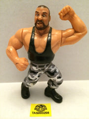 (TAS003256) - WWE WWF WCW LJN Hasbro Wrestling Figure - Bushwackers - Luke, , Action Figure, Wrestling, The Angry Spider Vintage Toys & Collectibles Store