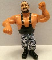 (TAS003265) - WWE WWF WCW LJN Hasbro Wrestling Figure - Bushwackers - Butch, , Action Figure, Wrestling, The Angry Spider Vintage Toys & Collectibles Store