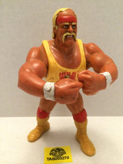 (TAS003270) - WWE WWF WCW LJN Hasbro Wrestling Figure - 'Hulk Rules' Hulk Hogan, , Action Figure, Wrestling, The Angry Spider Vintage Toys & Collectibles Store