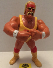 (TAS003272) - WWE WWF WCW LJN Hasbro Wrestling Figure - 'Hulk Rules' Hulk Hogan, , Action Figure, Wrestling, The Angry Spider Vintage Toys & Collectibles Store