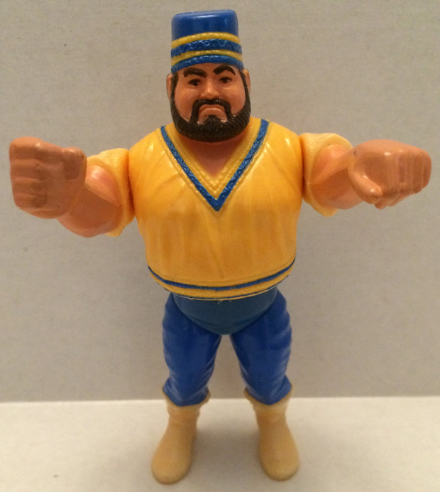 (TAS003273) - WWE WWF WCW Wrestling Hasbro Figure - Akeem, , Action Figure, Wrestling, The Angry Spider Vintage Toys & Collectibles Store