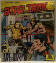 "(TAS003308) - Star Trek 7"" 33 1/2 RPM Little LP - The Time Stealer, , Action Figure, Star Trek, The Angry Spider Vintage Toys & Collectibles Store"