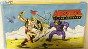(TAS003368) - 1983 Masters of the Universe Pencil Pouch - He-Man & Skeltor, , Pencil, MOTU, The Angry Spider Vintage Toys & Collectibles Store