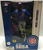 "(TAS003389) - 2004 McFarlane Toys MLB Chicago Cubs Action 12"" Figure - Sammy Sos, , Action Figure, McFarlane, The Angry Spider Vintage Toys & Collectibles Store  - 1"