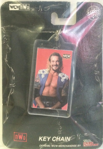 (TAS003486) - WCW WWF nWo WWE Key Chain - DDP, , Keychain, Wrestling, The Angry Spider Vintage Toys & Collectibles Store