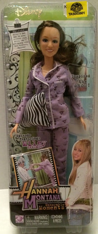 (TAS003501) - Disney - Hannah Montana Memorable Moments - Miley Stewart, , Dolls, Disney, The Angry Spider Vintage Toys & Collectibles Store