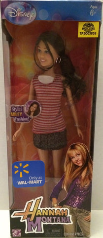(TAS003635) - Disney - Hannah Montana - Stylin Miley Fashion, , Dolls, Disney, The Angry Spider Vintage Toys & Collectibles Store