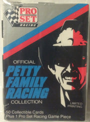 (TAS003658) - Pro Set Nascar Official Petty Family Racing Card - Richard Petty, , Trading Cards, Nascar, The Angry Spider Vintage Toys & Collectibles Store