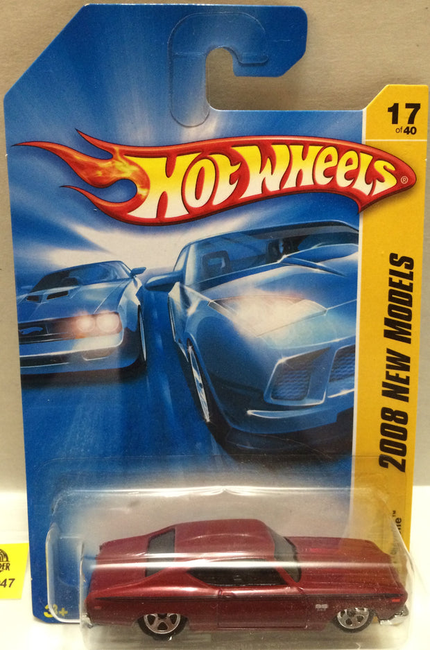 (TAS003947) - Hot Wheels Die-Cast 2008 New Models Chevelle #17, , Trucks & Cars, Hot Wheels, The Angry Spider Vintage Toys & Collectibles Store