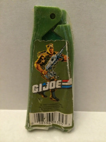 (TAS032007) - 1987 Hasbro Vintage G.I. Joe Travel Hairbrush & Comb Kit, , bath, G.I. Joe, The Angry Spider Vintage Toys & Collectibles Store