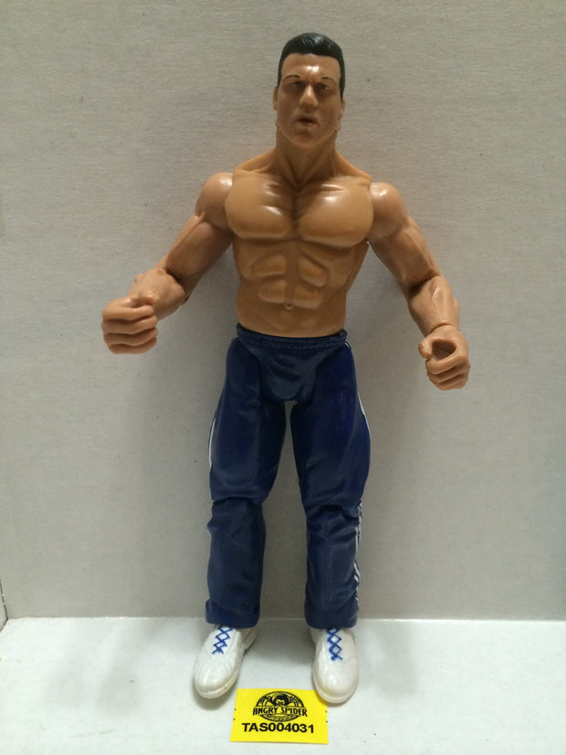 (TAS004031) - WWF WWE WCW Jakks LJN Wrestling Figure - Kurt Angle, , Action Figure, JAKKS Pacific, The Angry Spider Vintage Toys & Collectibles Store