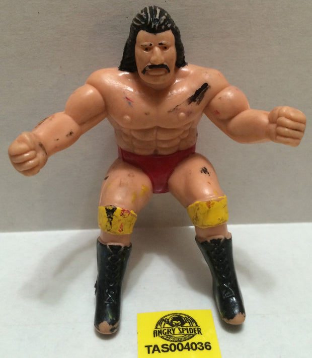 (TAS004036) - WWE WWF WCW Wrestling Thumb Wrestler Figure - Generic Randy Savage, , Action Figure, Wrestling, The Angry Spider Vintage Toys & Collectibles Store