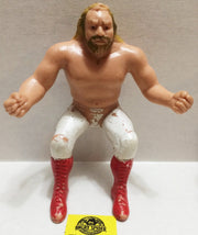 (TAS004056) - WWE WWF LJN Wrestling Thumb Wrestler - Big John Studd, , Action Figure, Wrestling, The Angry Spider Vintage Toys & Collectibles Store