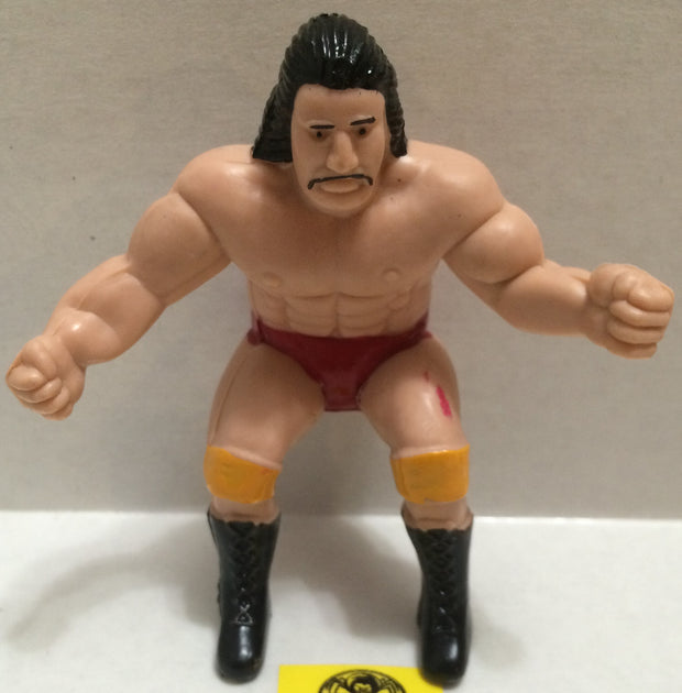 (TAS004060) - WWE WWF WCW Wrestling Thumb Wrestler Figure - Generic Randy Savage, , Action Figure, Wrestling, The Angry Spider Vintage Toys & Collectibles Store
