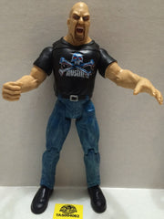 (TAS004062) - WWF WWE WCW Jakks LJN Wrestling Figure - Stone Cold Steve Austin, , Action Figure, JAKKS Pacific, The Angry Spider Vintage Toys & Collectibles Store